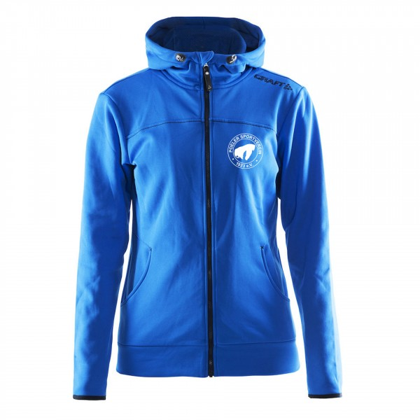 Craft Damen Leisure Full Zip Hoody