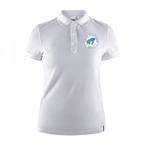 Craft Damen Casual Polo Pique